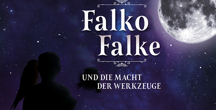 Pressetext: Falko Falke und die Macht der Werkzeuge