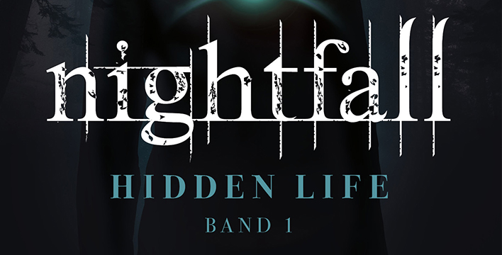 Pressetext: Nightfall Band I