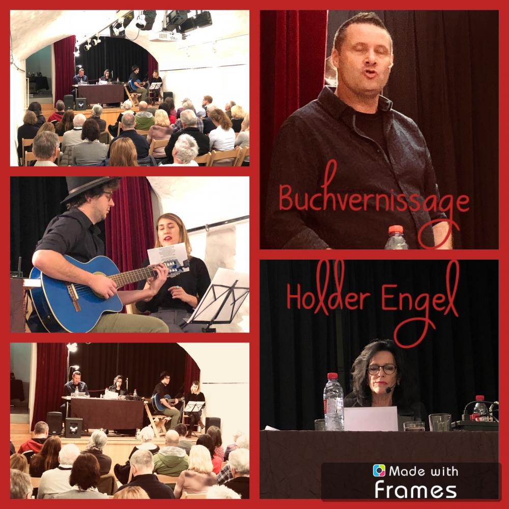 Premiere von Holder Engel im Sigristenkeller in Bülach