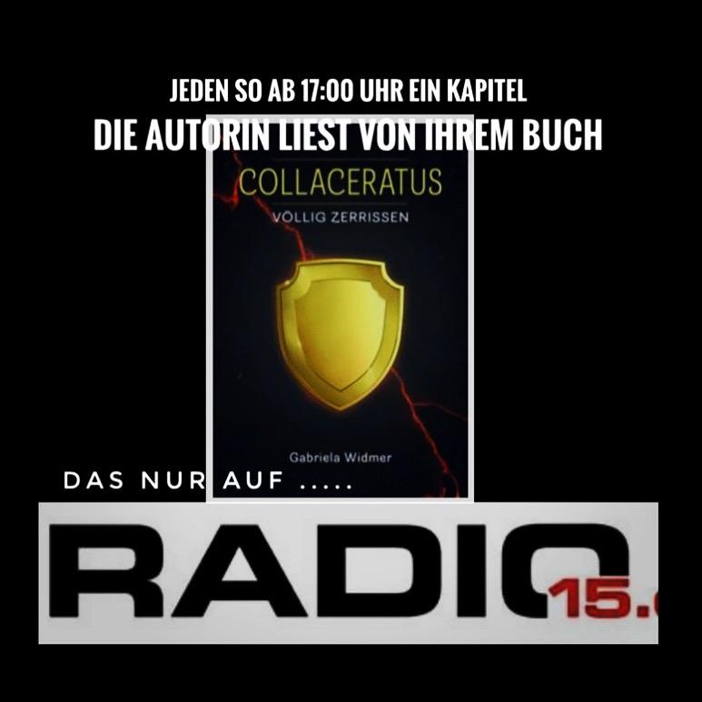 """Collaceratus – Völlig zerrissen"" bei Radio15."