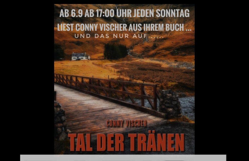 """""""Tal der Tränen – Gleann deòir"""" auf Radio15"""
