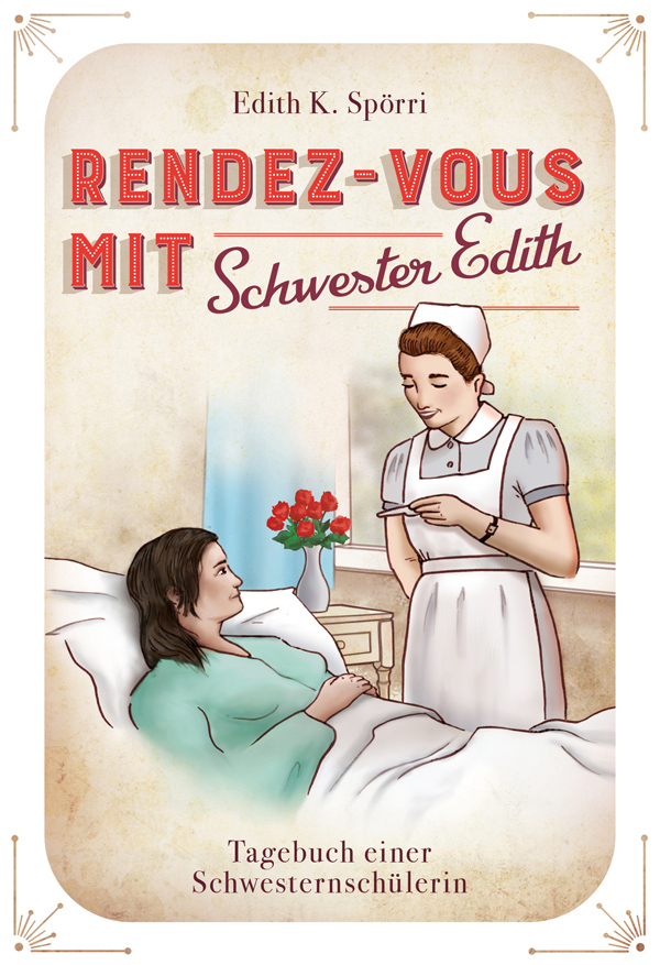 Coverbild Rendez-vous mit Schwester Edith