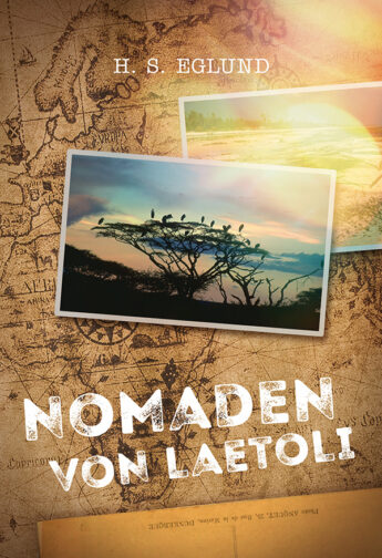 Coverbild Nomaden von Laetoli